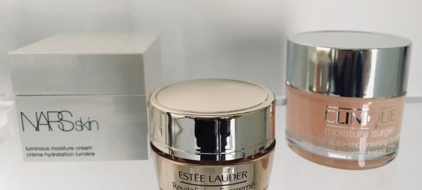 Tres cremas faciales perfectas para pieles secas ysensibles