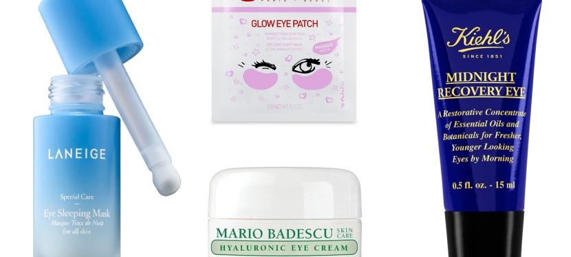 4 cosméticos para una mirada másjoven