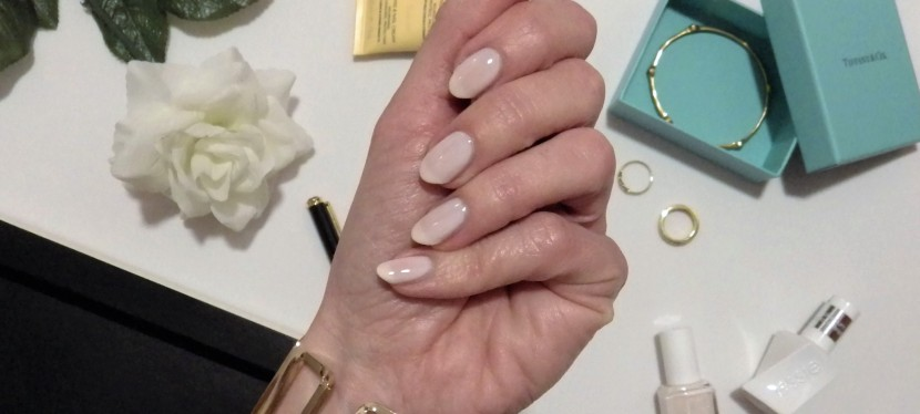 How to get the 2020 milky nails trend