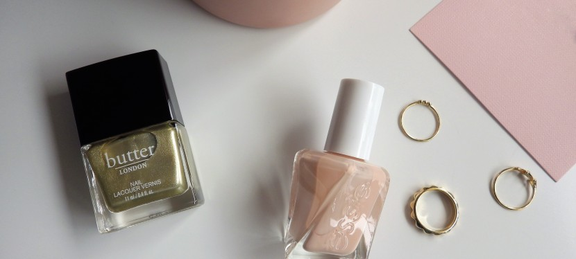 How to get an easy reverse French manicure at home