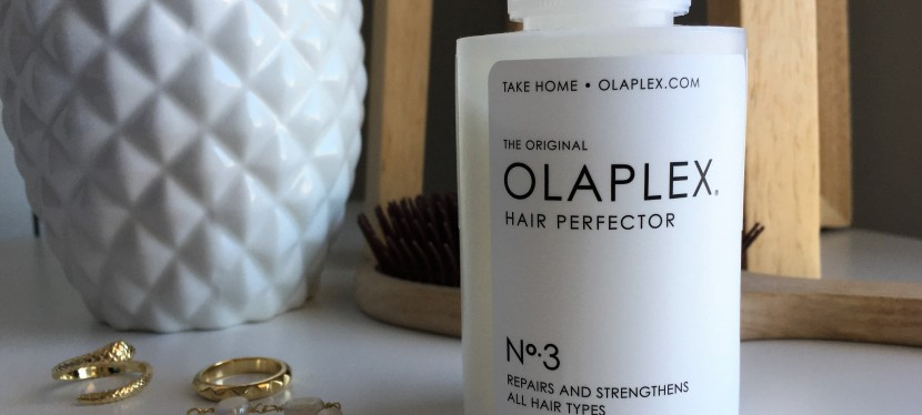 How to use and maximize OLAPLEX Nº3 Hair Perfector