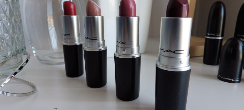 Seven reasons MAC lipsticks are so popular