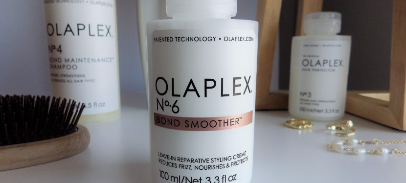 OLAPLEX Nº6 Bond Smoother, the styling cream for your best hair ever