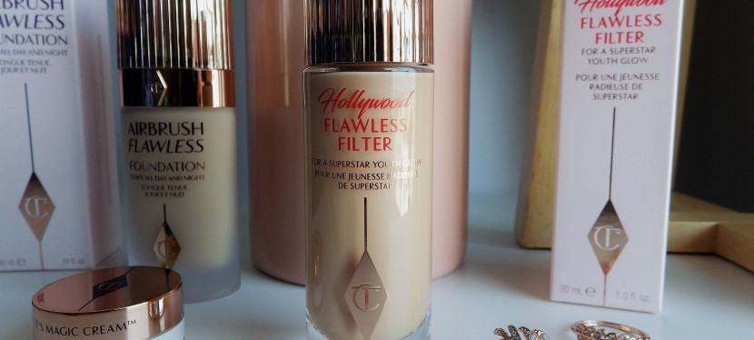 How to use CHARLOTTE TILBURY Hollywood Flawless Filter